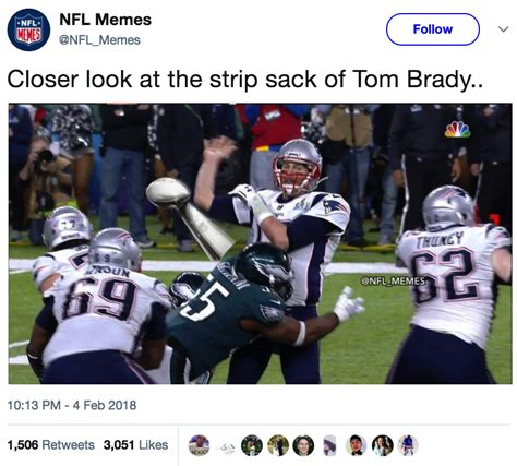 Sad Brady Meme - a compilation of the 31 most phenomenal super bowl memes