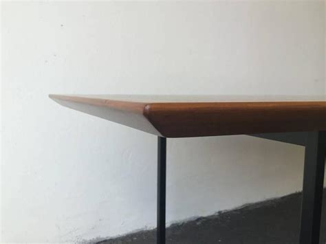 boat shaped dining table by florence knoll for sale at 1stdibs