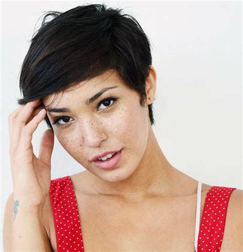 Pixie Haircut Asian Women 2013   Inofashionstyle.com