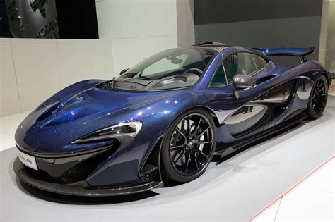 fastest mclaren new production cars with the fastest 0 60 times