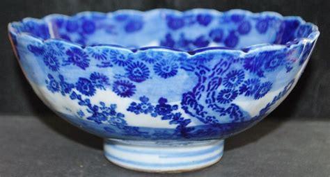 chinese ming dynasty blue  white porcelain bowl