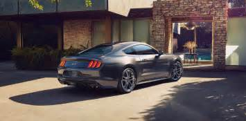 Ford Mustang 2018 2018 Ford Mustang Gt Gets A Mode The