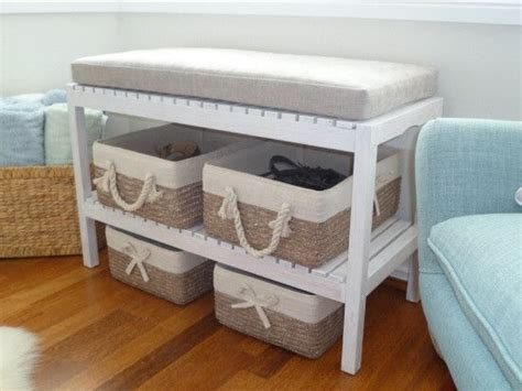 ikea storage bench with baskets target brushes and read more on