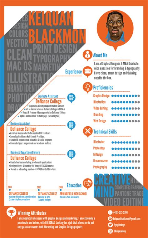 Creative Resume Ideas by Creative Resume Designs 2014 Resume Design