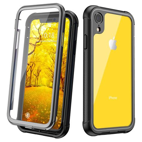 apple iphone xr xs max case  degrees protection