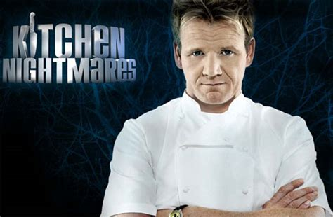 kitchens are environments and they by gordon ramsay