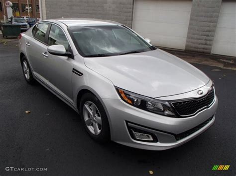 Kia Optima 2014 Silver 2014 Bright Silver Kia Optima Lx 86530605 Photo 2