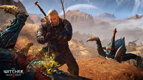 The Witcher 3 Hunt These Screenshots For The Witcher 3 Hunt Show Superb