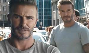 sprint commercial actress david beckham david beckham nearly starts a riot in his sprint s all in