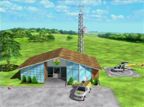 Backyardigans Houses W I O Wa News Headquarters The Backyardigans Wiki
