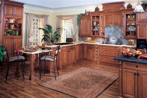 Kitchen Cabinet Photos Gallery | wellborn kitchen cabinet gallery