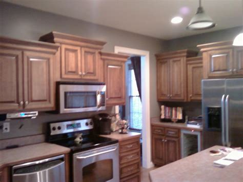 gray wood kitchen cabinets gray kitchen walls maple cabinets quicua com