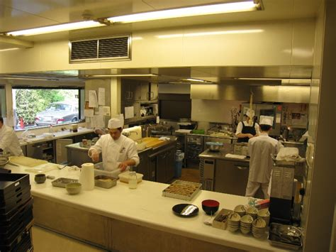 Cold Section In Kitchen by