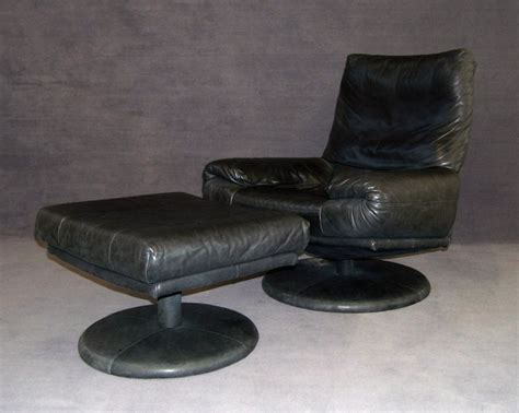 small black leather swivel chair black leather swivel chair by rolf seating apollo