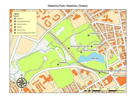 gis program background ontario county city of waterloo municipal data geospatial centre of waterloo