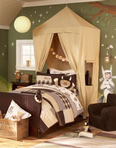 tent bedroom home is where the wild things are marlena design group