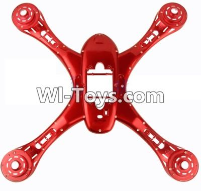 Sparepart Cover Lu For Quadcopter Mjx X102h mjx x102h x102 spare parts 03 bottom shell cover mjx x102h