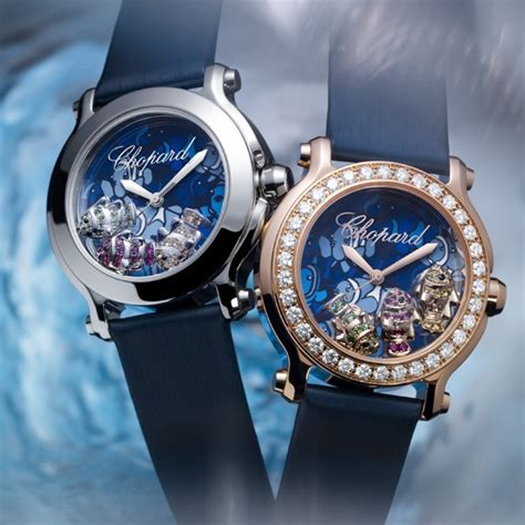 Chopard Fish Logo Attache by Best Quality Chopard Watches Happy Sport Replica