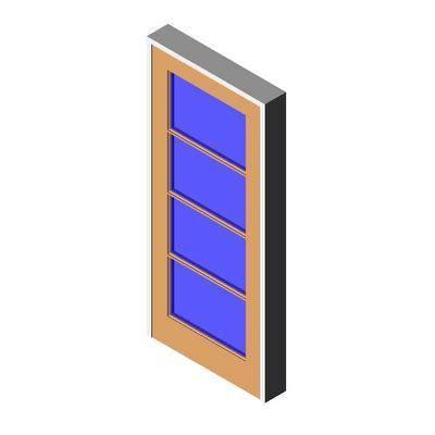 Karona Door by Door K6040 Ogee Karona 3d Model Formfonts 3d Models