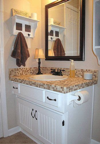 bathroom vanity countertop ideas tiled bathroom vanity remodel tile countertops bathroom bathroom countertops