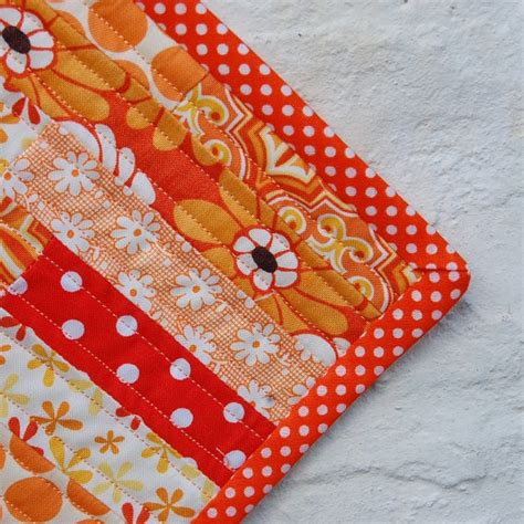 Quilted Potholder by Quilted Pot Holders Crafts