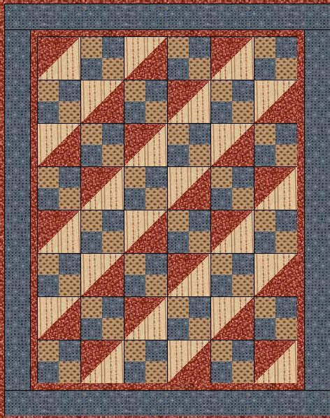 fabric pattern finder cute americana quilt free pattern this would make a