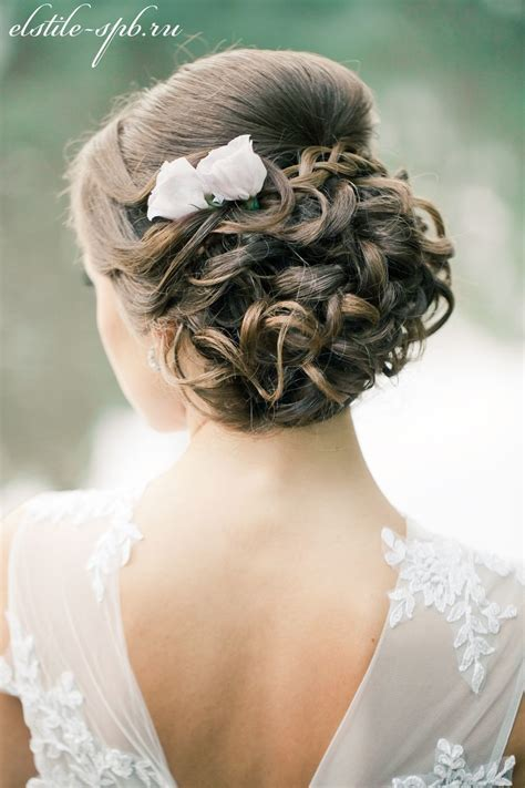 20 Most Romantic Bridal Updos Wedding Hairstyles to