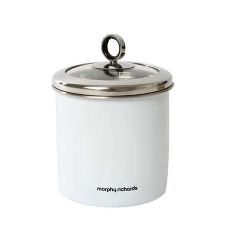 stainless steel kitchen canister morphy richards 1 7 litre stainless steel large kitchen