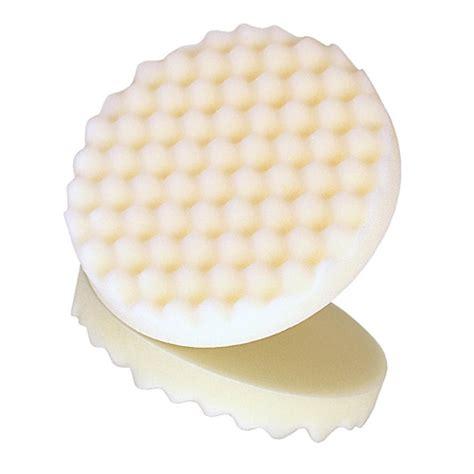 K 3m Compounding Pad 05723 3m it foam compounding pad 05723 white 8 inch