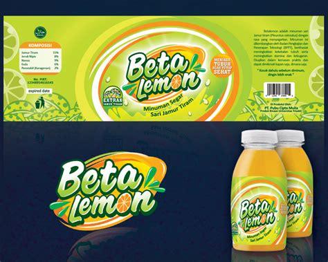 desain label minuman sribu desain label desain label untuk minuman betalemon