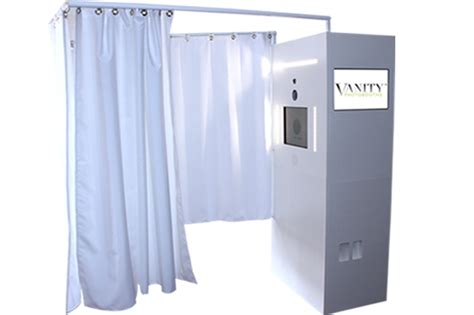 Vanity Photo Booth by The Premiere Photo Booth Of Island Vanity Photo Booths