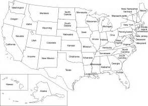 us map coloring page with state names printable map of usa map of united states