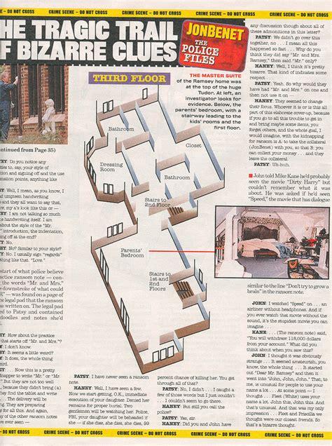 jonbenet ramsey house floor plan jonbenet ramsey house plan related keywords jonbenet