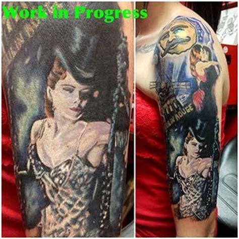 moulin rouge tattoo boston rogoz tattoos nature moulin