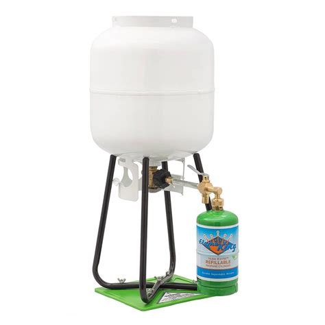 refill disposable propane tank from how to completely refill a 1lb