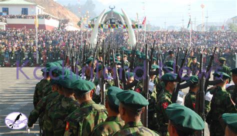 What Does Kia In War War Kachin Fighting Escalates As Burmese Army Deploys