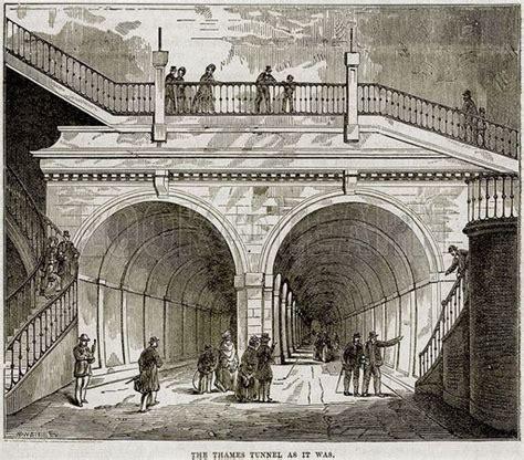 thames river underground tunnel 17 best images about isambard kingdom brunel on pinterest