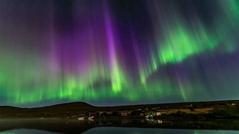 where are the northen best northen light pictures into our world