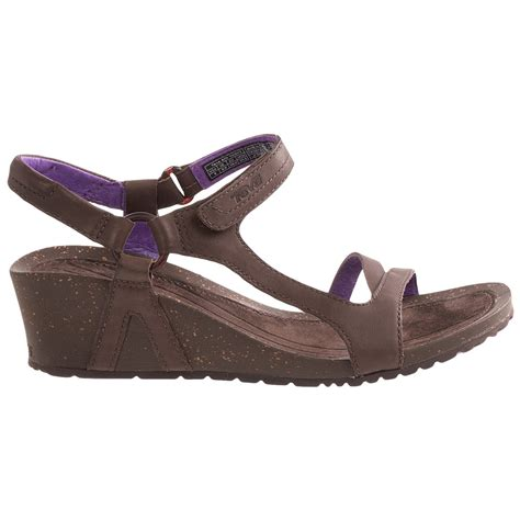 teva wedge sandals teva cabrillo universal wedge sandals for save 29