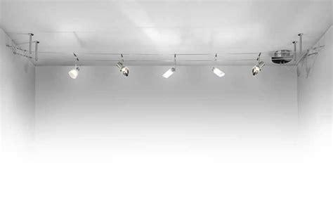 binari per illuminazione illuminazione binario led plafoniera led 4x3w lada da