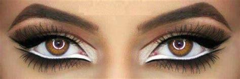 imagenes de ojos hermosos maquillados colores de sombras perfectos para ojos caf 233 s enamorando me