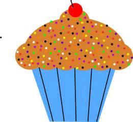 Clipart Of Cupcakes cupcake clip at clker vector clip