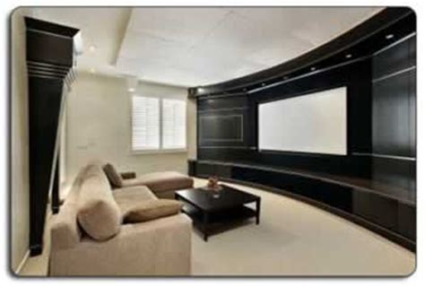 modern home theatre acoustic ceilings curved walls