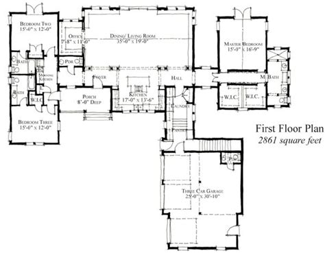 htons floor plans first floor plan of country farmhouse house plan 73904