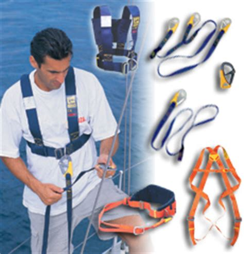 child safety harness boat boating sailing safety products