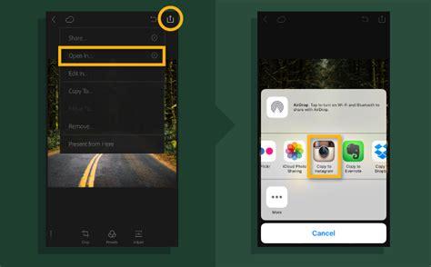 tutorial main instagram photo editing for instagram in lightroom mobile adobe