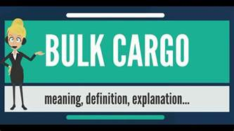 Origin Cargo Management Definition What Is Bulk Cargo What Does Bulk Cargo Bulk Cargo