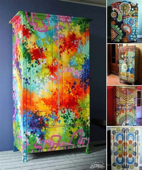 hand painted furniture ideas 17 best images about id 233 es maison d 233 co on pinterest