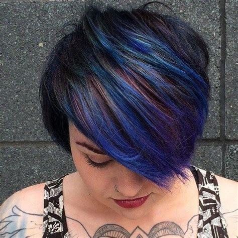 short choppy hairstyles for fat woman top 55 flattering hairstyles for round faces short