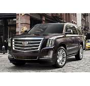 2019 Cadillac Escalade Review Release Date Redesign